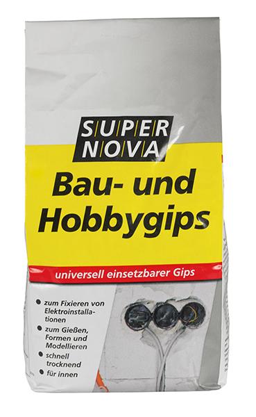 SuperNova Bau und Hobbygips