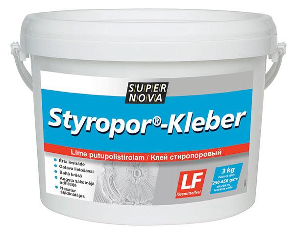 Supernova Styropor