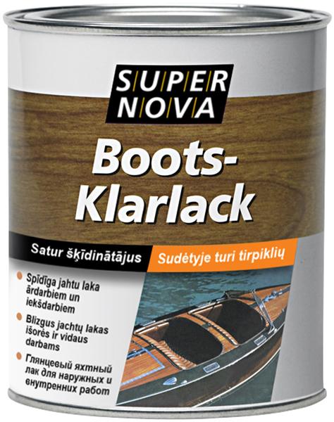Supernova BootsKlarlack
