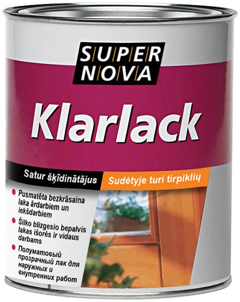 Supernova Klarlack